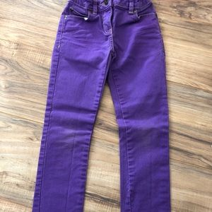 Girls Mini Boden Jeans